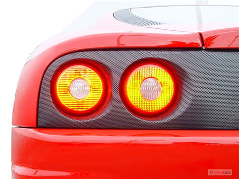 ferrari tail lights image 2004 ferrari 360 2 door coupe modena tail light