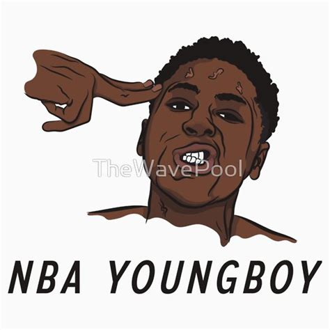 Drawing Symbols Nba Youngboy by Nba Youngboy Gifts Merchandise Redbubble