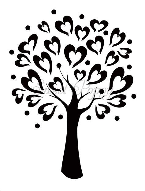 tree stencil sweet poppy stencil tree of