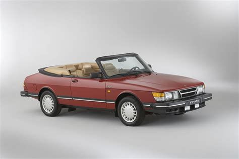 1986 Saab 900 Turbo Convertible Heritage Collection Saab