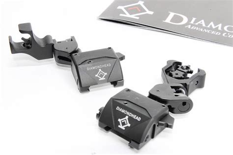 Diamondhead D 45 Swing Sights