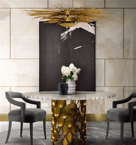 expensive decorating ideas   pure gold