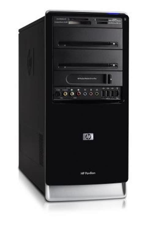 Anti All Type Hp hp pavilion a4300 a4500 a6000 desktop pcs opening the