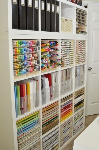 25 best ideas about craft cupboard on pinterest back craft armoire computer desk into organized craft cabinet
