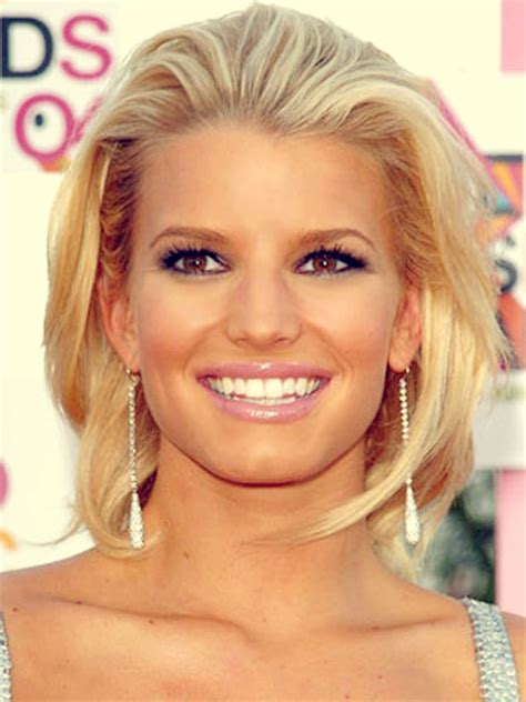 Jessica Simpson Hair 2014 | short celebrity hairstyles 2013 2014 short hairstyles