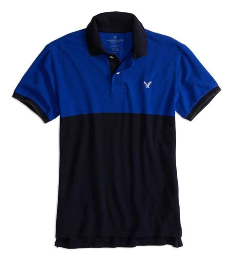 Where To Buy American Eagle Gift Cards - american eagle outfitters aeo colorblocked polo t shirt tee ebay
