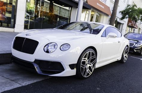 bentley vorsteiner vorsteiner bentley continental spotted in the