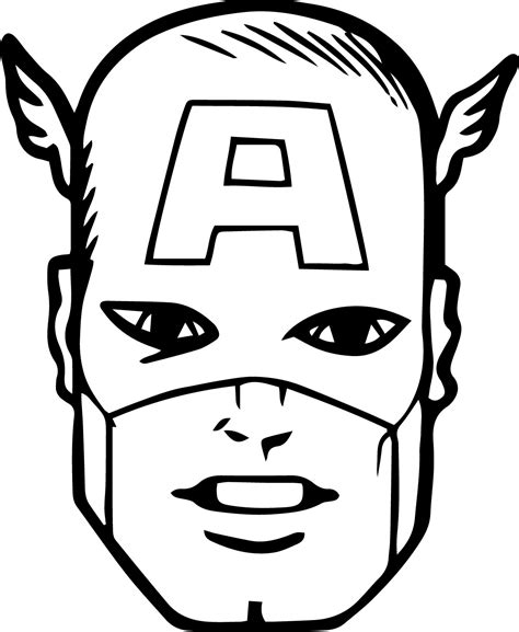 Captain America Shield Coloring Pages Bestofcoloring Com Captain America Shield Coloring Page