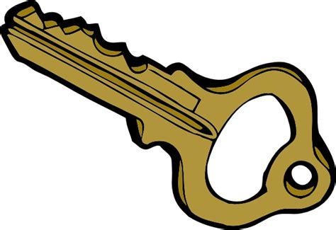 key clipart key clip at clker vector clip
