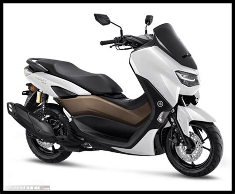 launching  yamaha nmax facelift  harga cooming
