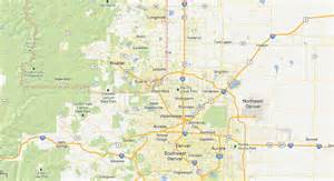 Boulder Colorado Map by Boulder County