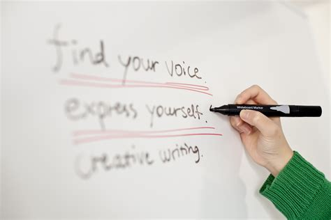 voice vision a creative approach to narrative filmmaking books file find your voice express yourself creative writing