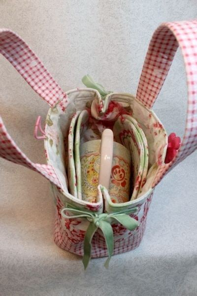 Mug Bags Patchwork Pattern - 17 best images about mug tote on bags lunch