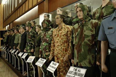 Jaket Loreng Army Au By Kota Intan defense studies menilik seragam militer produksi sritex