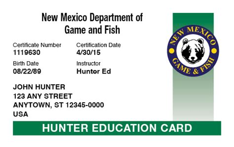 does a pa boating license expire new mexico online hunter safety course hunter ed