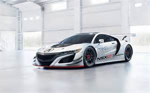acura nsx gt3 wallpapers hd wallpapers