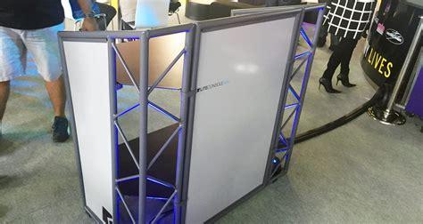 lite console prototype preview liteconsole elite dj booth