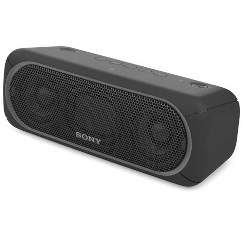 Speaker Aktif Sony Srs D5 sony srs xb30 bluetooth speaker black srsxb30 blk b h photo