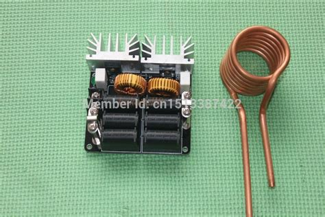 induction heater tesla coil 1000w zvs low voltage induction heating board module tesla coil free shipping in relays from