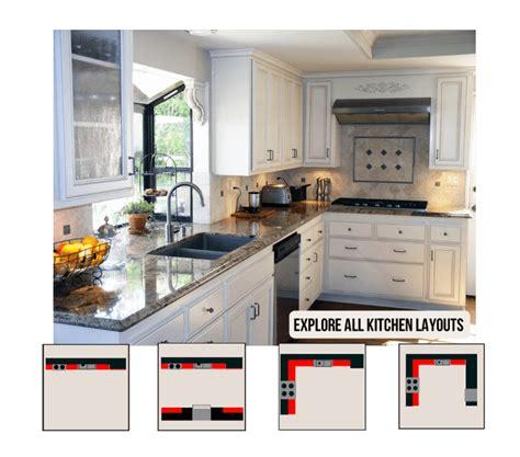 kitchen cabinet layout ideas kitchen layout ideas planner exles images