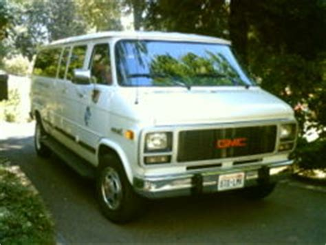 manual cars for sale 1994 gmc rally wagon 3500 transmission control chevrolet van wikis the full wiki