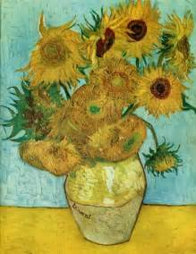 Van Gogh Flowers In Vase Continue Painting To Silence Your Inner Doubt Alexismarieart