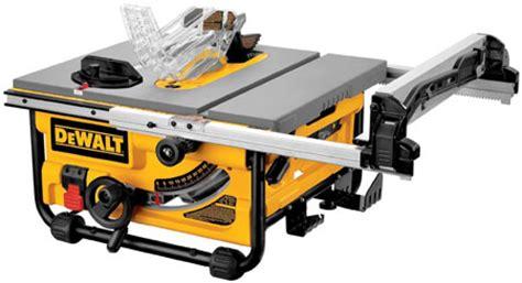 dewalt jobsite table saw accessories woodworking deal dewalt 10 table saw for 300
