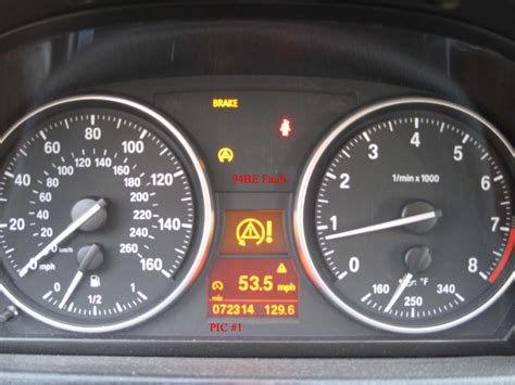 can you pass inspection with abs light on bmw warning light 4x4 autos post