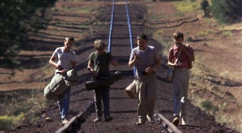 themes in the film stand by me stand by me dir rob reiner dop thomas del ruth year