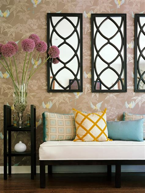 mirror decor decorating with mirrors home decor accessories furniture ideas for every room hgtv