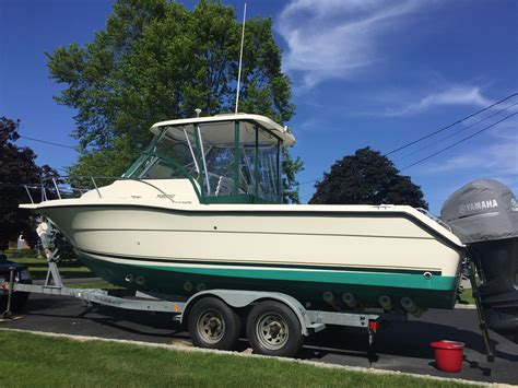 used walkaround boats for sale used pursuit walkaround boats for sale boats