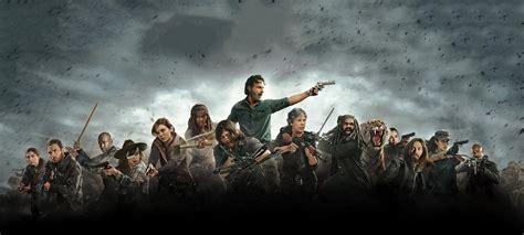 Walking Dead Sweepstakes 2017 - the walking dead season episode and cast information amc