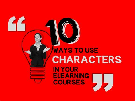 some more free characters for your elearning course building 10 ways characters can improve your elearning courses