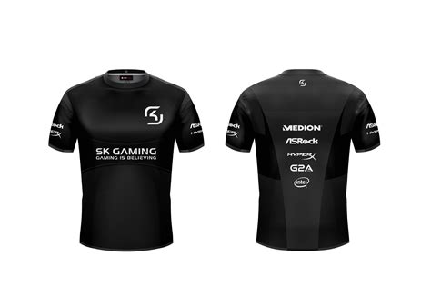 Jersey Sk Gaming 2016 sk gaming content introducing the sk gaming black jersey