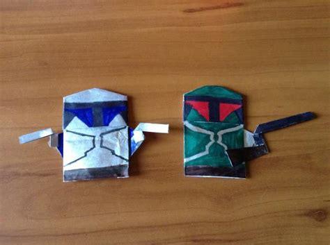 Boba Fett Origami - boba fett search results origami yoda page 10