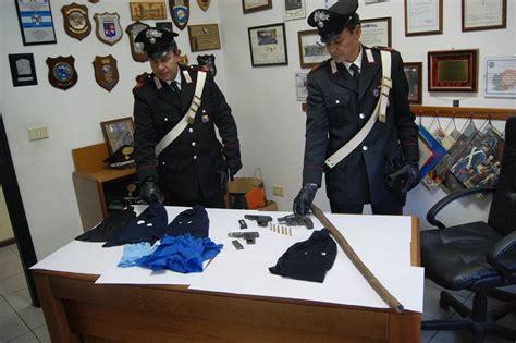 cronaca di canicattini bagni canicattini bagni cinque arresti per porto abusivo di