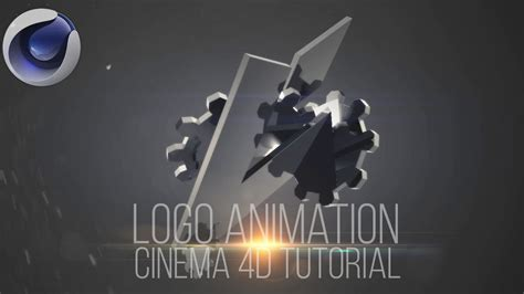cinema 4d animation templates logo text reveal intro animation free template
