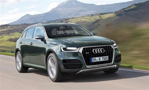 audi q7 2016 news 2016 audi q7 everything we about the next suv