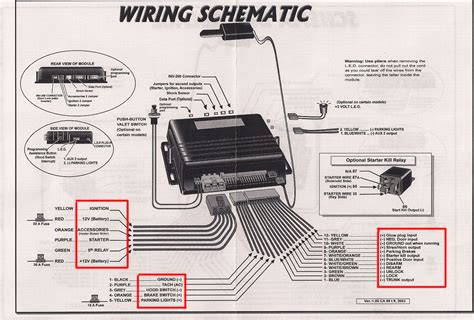 wiring diagram car alarm wiring diagram free