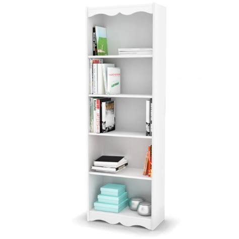 72 White Bookcase sonax hawthorn 72 inch bookcase white 776069409497 toolfanatic