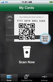 Load Starbucks Gift Card To App - starbuck s iphone app can be hacked can be used on android