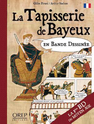 Bande De Tapisserie by La Tapisserie De Bayeux En Bande Dessin 233 E Zonenormandie