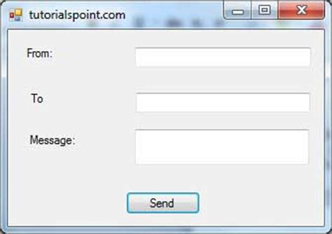 tutorialspoint vba pdf vb net send email