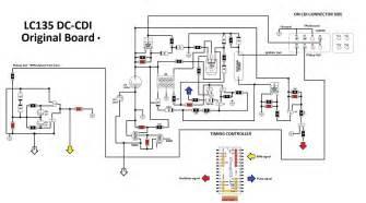 LC135_DC_CDI_ORIGINAL_2_2 chinese 150cc atv wiring diagram 13 on chinese 150cc atv wiring diagram