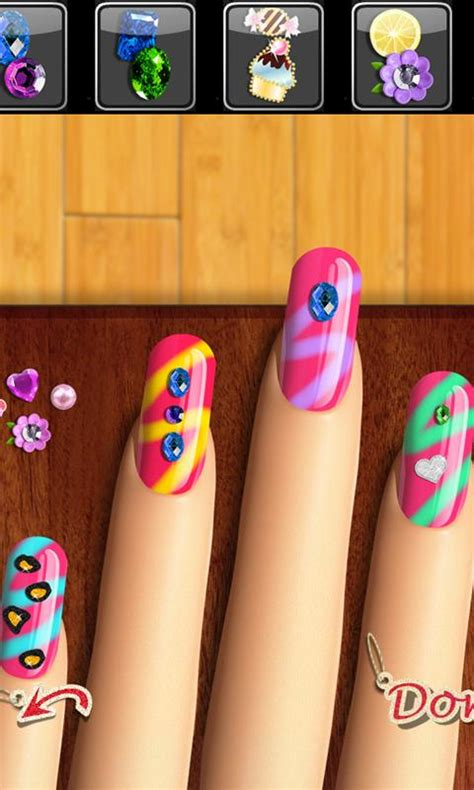 Manicure Spelletjes by Nail Top Makeup And Makeover Salon Android