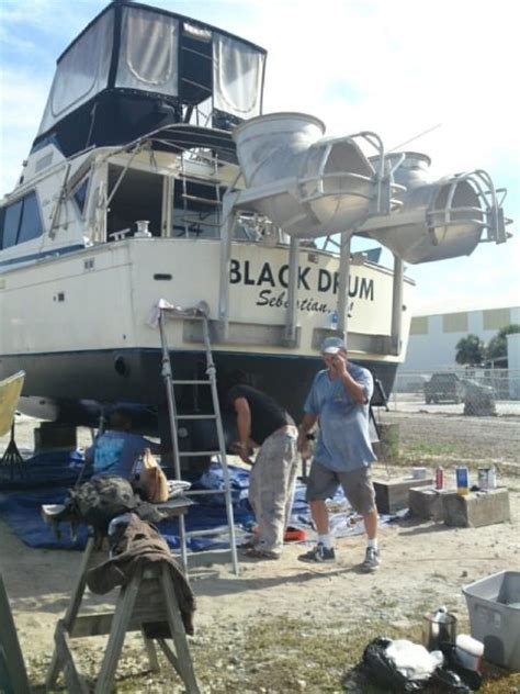 boat salvage rebuilt 35 treasure salvage boat the hull truth boating and