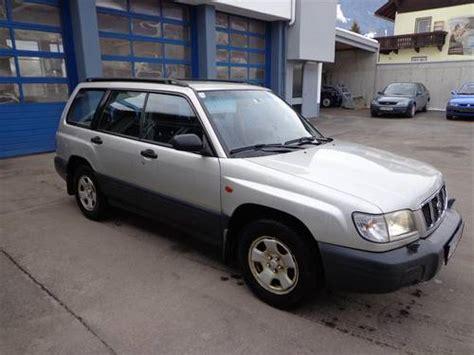 subaru forester station wagon subaru forester station wagon 2 0 gl awd