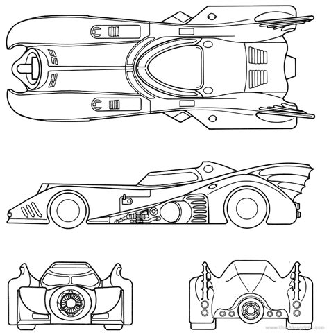 batman car drawing pics for gt the batman batmobile drawing
