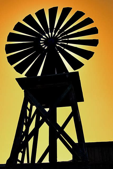 knotts windmill silhouette flickr photo sharing