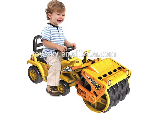 Mainan Mobil Traktor rekayasa traktor 2015 konstruksi mainan anak anak naik anak anak anak anak truk dengan roda